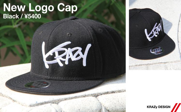 NewLogoCap_BlackB¥5400