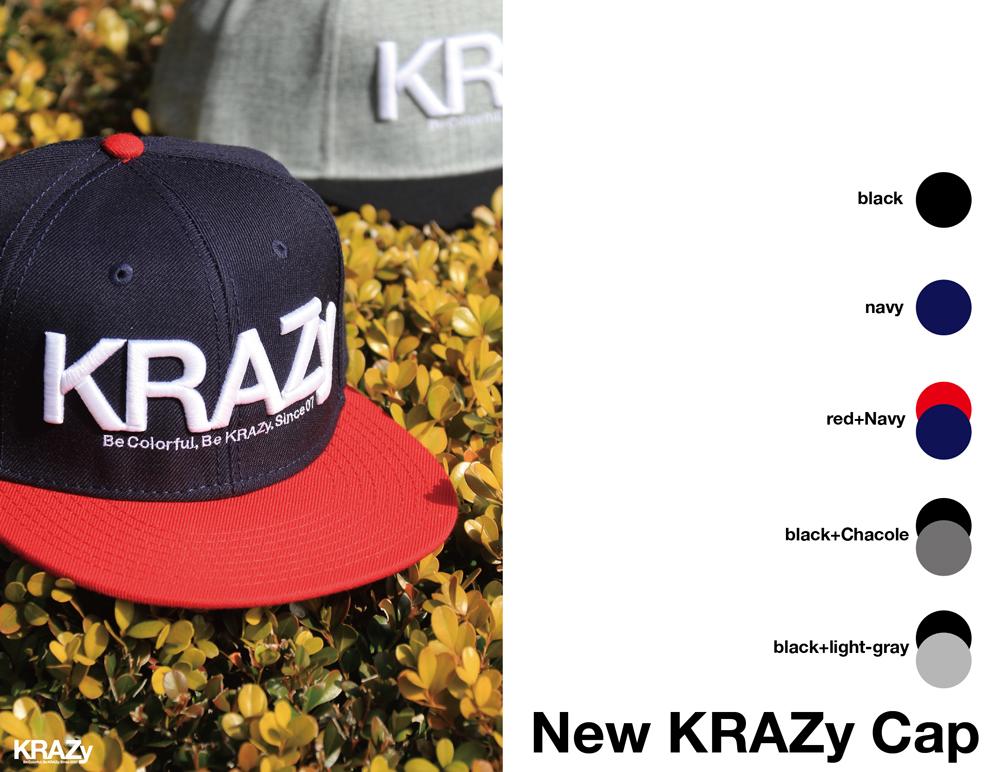 KRAZyCap商品カット