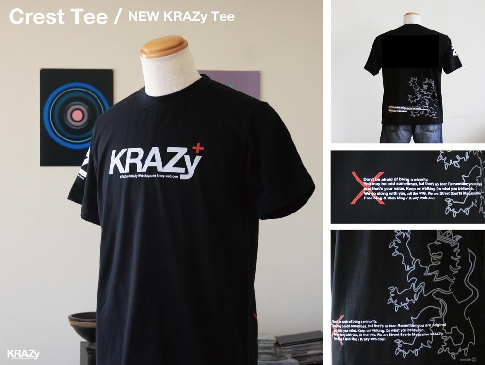 NewKRAZyTee2013